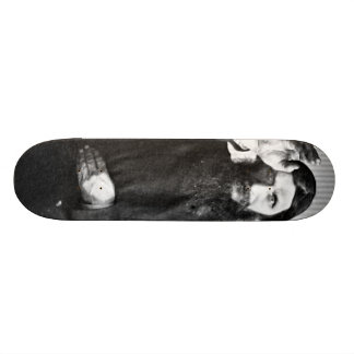 Russian Mystic Grigori Yefimovich Rasputin 21.3 Cm Mini Skateboard Deck