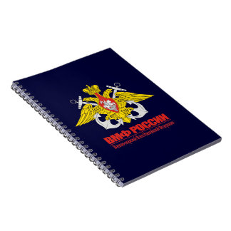 """Russian Naval Forces"" Notebook"