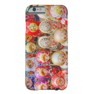 Russian Nested Dolls Barely There iPhone 6 Case