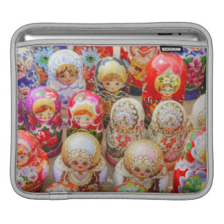 Russian Nested Dolls iPad Sleeve