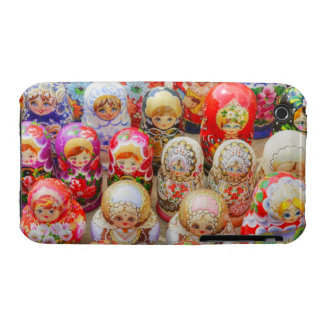 Russian Nested Dolls iPhone 3 Cases