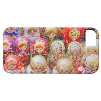 Russian Nested Dolls iPhone 5 Cover