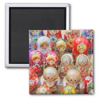 Russian Nested Dolls Magnet