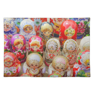 Russian Nested Dolls Placemat