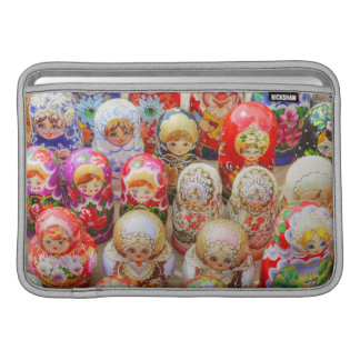 Russian Nested Dolls Sleeve For MacBook Air