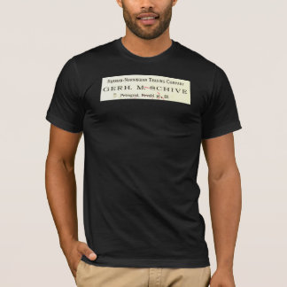 Russian Norwegian Trading Company Vintage Logo T-Shirt