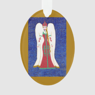 Russian Orthodox Angel Ornament