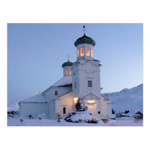 Russian Orthodox Church, Christmas Postcards