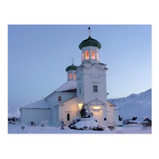 Russian Orthodox Church Christmas Postcards