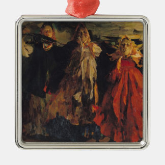 Russian Peasants, 1902 Christmas Ornament