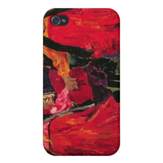 Russian Peasants Singing Cases For iPhone 4