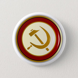 Russian Pin Badge