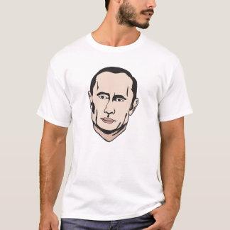 Russian president Vladimir Putin t-shirt