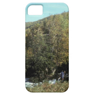 RUSSIAN RIVER BELOW FALLS BARELY THERE iPhone 5 CASE