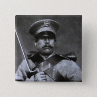 Russian soldier 15 cm square badge