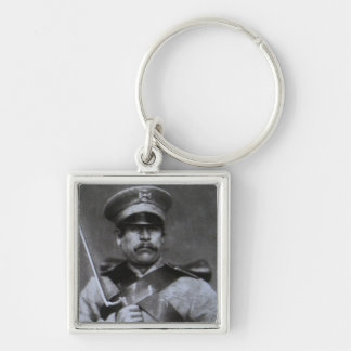 Russian soldier key ring