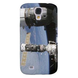 Russian Soyuz and Progress spacecrafts Galaxy S4 Case