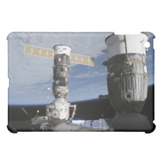 Russian Soyuz and Progress spacecrafts iPad Mini Cover