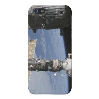 Russian Soyuz and Progress spacecrafts iPhone 5/5S Case