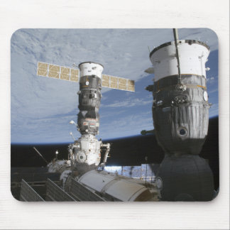 Russian Soyuz and Progress spacecrafts Mouse Mat