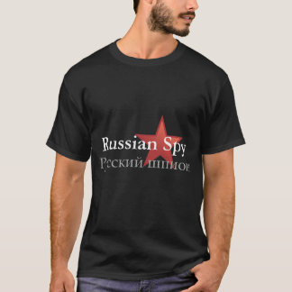 Russian Spy T-Shirt