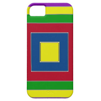Russian Square iPhone 5 Cover