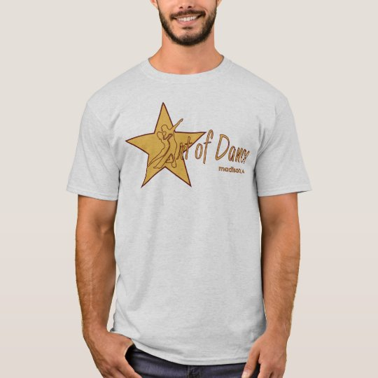 Russian Star Full - red outlines T-Shirt