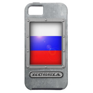 Russian Steel iPhone 5 Cover