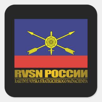 Russian Strategic Missile Troops Sticker