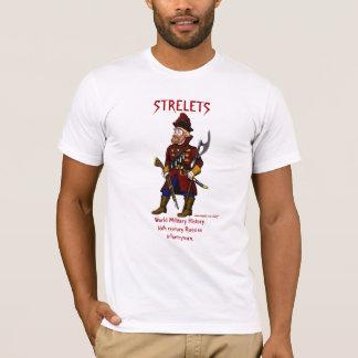 Russian strelets cool t-shirt design