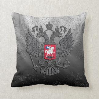 Russian symbol flag cushion