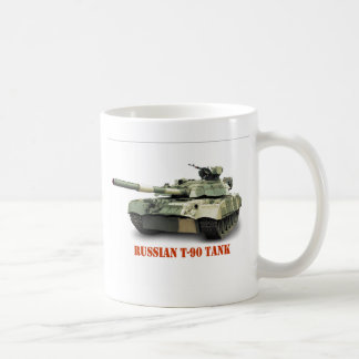 RUSSIAN T-90 COFFEE MUG