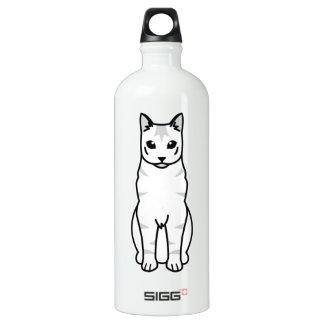 Russian Tabby Cat Cartoon SIGG Traveller 1.0L Water Bottle