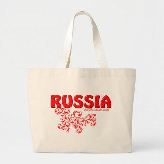 Russian Canvas Bag