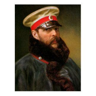 Russian Tsar Alexander II Postcard