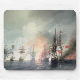 Russian-Turkish Sea Battle of Sinop Mouse Mat