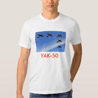 RUSSIAN YAK-50 TEE SHIRT