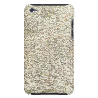Russie d'Europe - Russia and Europe iPod Case-Mate Cases