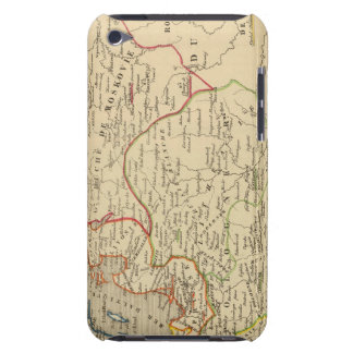 Russie, Pologne, Suede, Norwege, Danemarck Barely There iPod Covers