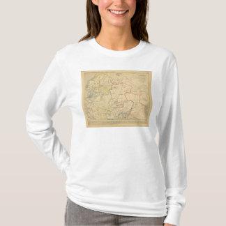 Russie, Suede, Norwege 2 T-Shirt