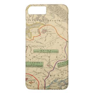 Russie, Suede, Norwege iPhone 8 Plus/7 Plus Case