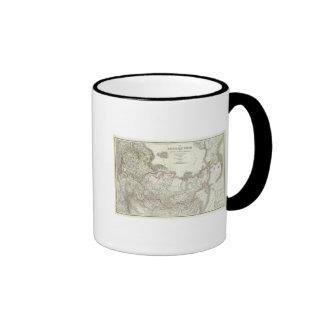 Russische Reich - Russian Empire Ringer Mug