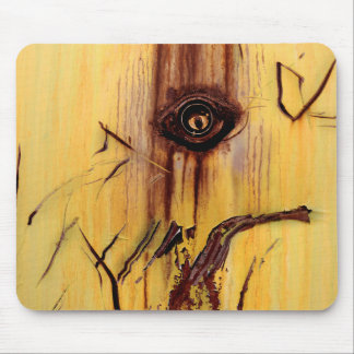 Rust Abstract Art - Cool Fun Unique Mouse Mat