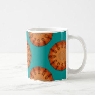 Rust-Mandala - ROSTart Coffee Mug