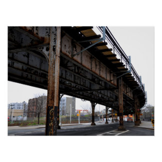 Rust Overpass Support Print