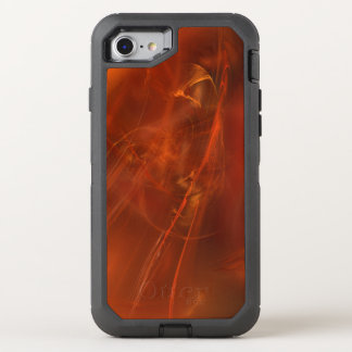 Rust Realm Fractal OtterBox Defender iPhone 8/7 Case