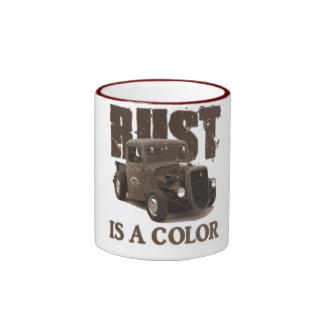 Rust Ringer Mug