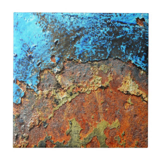 Rust Textured metall Tile