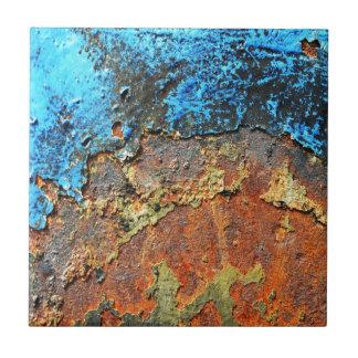 Rust Textured metall Tile