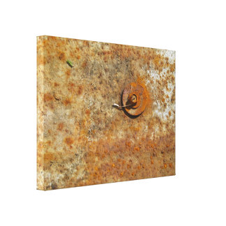Rusted Art Gallery Wrap Canvas